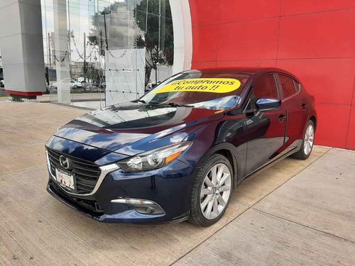 Imagen 1 de 10 de Mazda Mazda 3 2018 5p Hatchback S L4/2.5 Aut