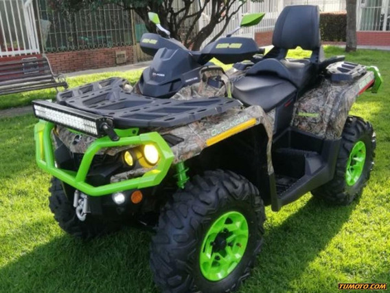Can Am Outlander Xt