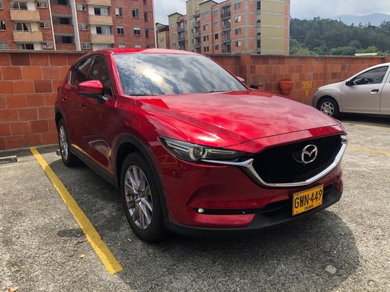 Mazda Cx-5 Grand Touring Lx 4x4 2.5l