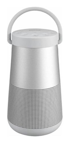 Imagen 1 de 3 de Parlante Bose SoundLink Revolve+ portátil con bluetooth luxe silver 100V/240V