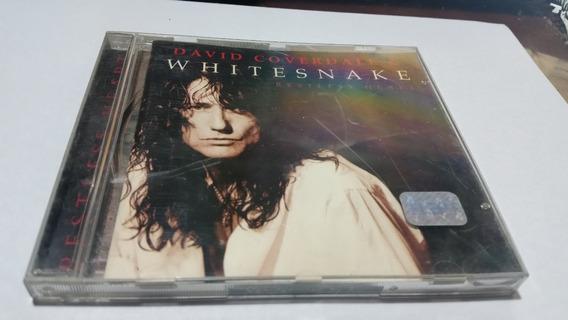 David Coverdale Whitesnake Restless Heart Cd Holanda