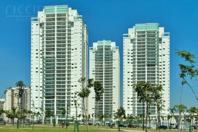 Apto 197 M² Decorado E Lindo - Vista Parque Torre Canário -condomínio Bosque Jequitibá, Jardim Das Perdizes Sp. - Ap1921
