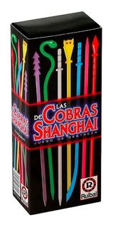Las Cobras De Shanghai Ruibal Distribuidora Lv