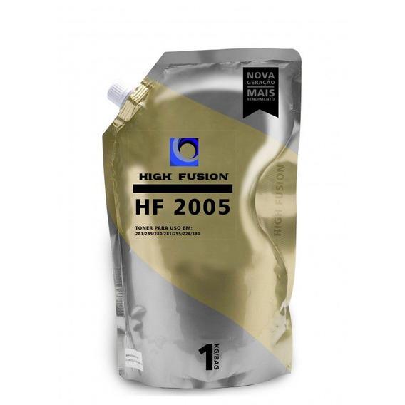 Pó Hf 2005 1kg High Fusion Combo 10 Unidades.