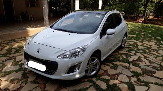 Vendo Agio Peugeot 308 2.0 Allure 2012/2013 Aut/flex Complet