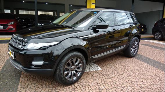 Range Rover Evoque Pure 4wd 2.0 Aut 2015 Otimo Estado