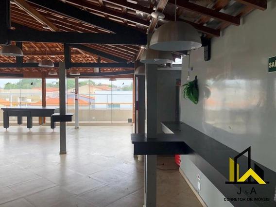 Salão Comercial Para Locação Em Osasco, Vila Osasco, 2 Banheiros - Sl 00008_1-1339781