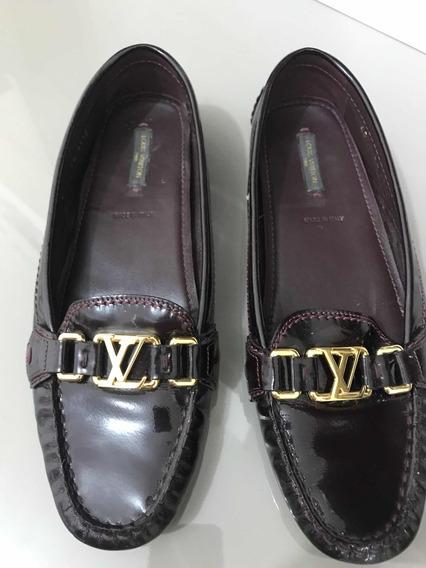 Mocassim Louis Vuitton Original