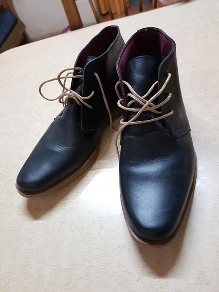 Zapatos Pizzoni Negros