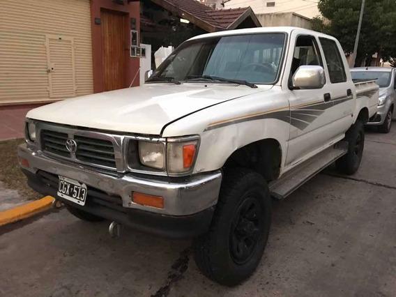 Toyota Hilux 4x4 Sr5 1998 Detalles