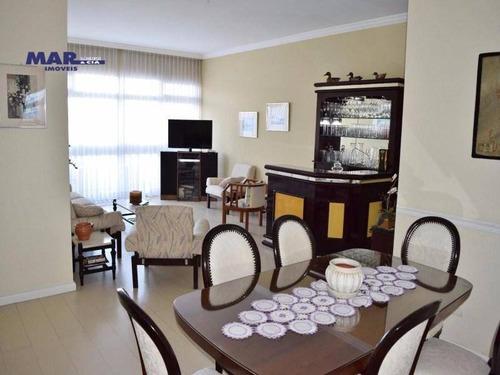 Imagem 1 de 20 de Apartamento Residencial À Venda, Vila Luis Antônio, Guarujá - . - Ap7742