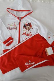 Conjunto Minnie Talla 3 Años