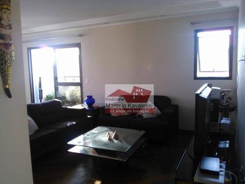 Imagem 1 de 20 de Apartamento 3 Quartos   À Venda, Chácara Klabin, São Paulo. - Ap3664