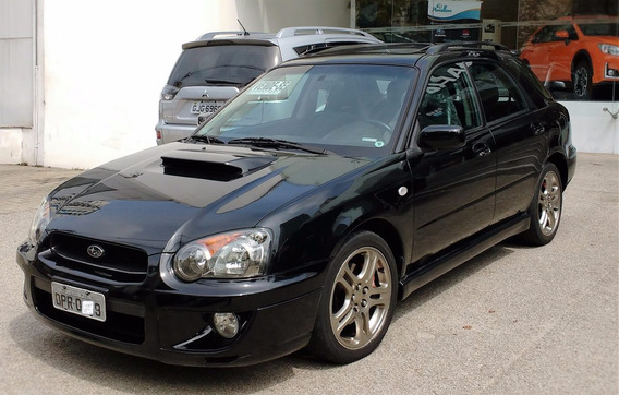 Wrx Sw Turbo Intercoler, Motor Sti 2,5 - 54,400 Km Orig.