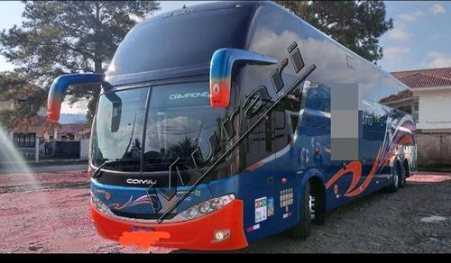 Imagem 1 de 8 de Comil Campione Hd Scania K360 2012 42 Lug  Bx Km  Ld-ref 588