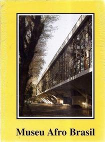 Livro Museu Afro Brasil Banco Safra
