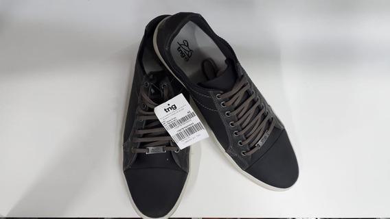 Sapato Masculino Sapatenis Masculino Tng Resistente 12x S/ju