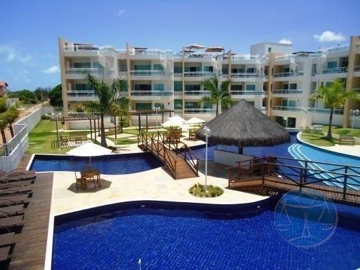Cod.10724-cobertura Duplex Em Porto Mirim Beach Village - V-10724