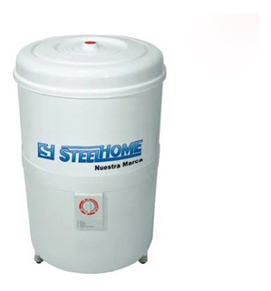 Lavarropas Steel Home Sh6sb 5 Kg 6 Programas Center Hogar