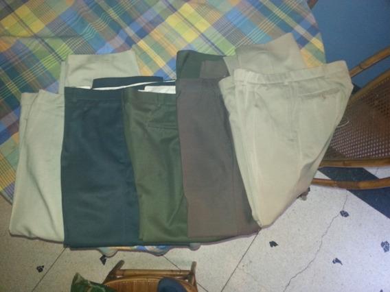 Vendo Pantalones Para Caballero De Vestir Talla 36