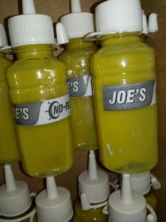 Liquido Tubelles Joe,s 100 Ml Cada 10 Unidades
