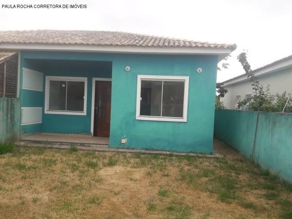 Casa 2 Quartos Parati - Araruama - Ca00354 - 33594017
