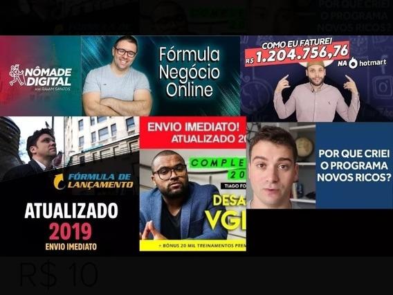 Fórmula De Lançamento (2019) + Combo
