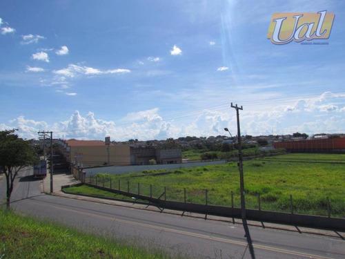 Terreno À Venda, 18000 M² - Jardim Alvinópolis Ii - Atibaia/sp - Te1350