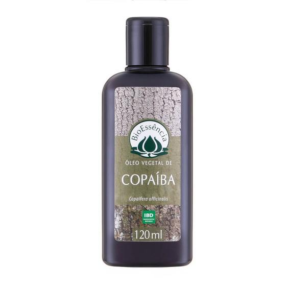 Óleo Vegetal Copaíba 120 Ml Bioessencia - Anti-inflamatório