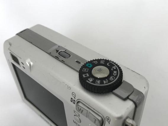 Câmera Sony Cybershot Dsc-w7 Convertida Para Infravermelho