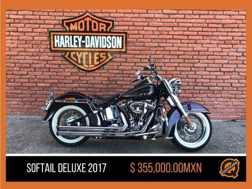 Imagen 1 de 13 de Harley-davidson Softail Deluxe
