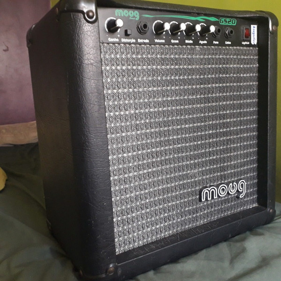 Amplificador De Guitarra Moug Gs20