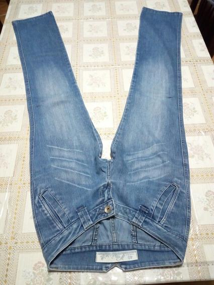 Calça Jeans Bivik 40 - Usado Bom Estado