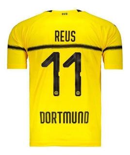 Camisa Puma Borussia Dortmund 2019 Cup 11 Reus