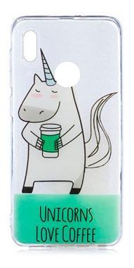Protector Samsung Galaxy A20/a30 Diseño Unicornio
