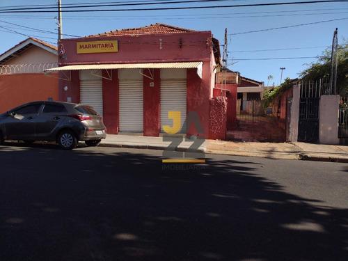 Casa Com 3 Dormitórios À Venda, 200 M² Por R$ 260.000,00 - Vila Camargo - Bauru/sp - Ca13509