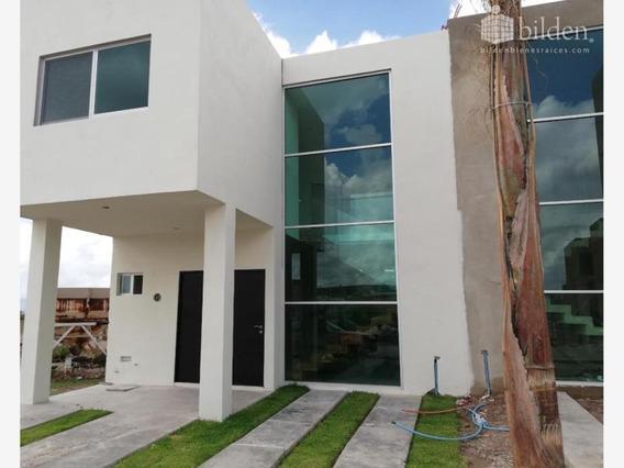 Casa Sola En Venta Fracc. Alejandro Plus, Durango