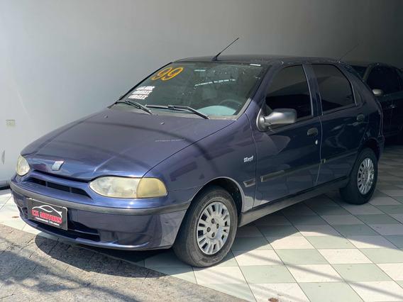 Fiat Palio Raridade Colecionador 8v Elx 5p 1999