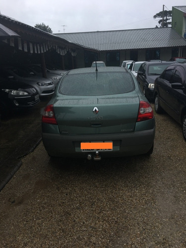 Renault Megane Sedan Dynamique 2.0 Aut