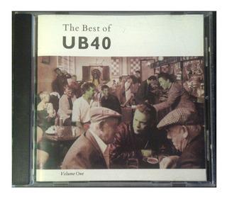 Cd - Ub40 - The Best Of - 1987 - Original