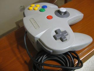 Control N64 Nintendo 64 Original Buen Estado