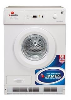 Secarropas James 7kg C96 Cl96 Condensacion - Sin Vapor James