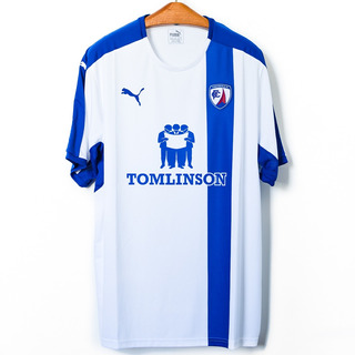 Camisa De Futebol Masculino Chesterfield Fc 2016/17 Puma