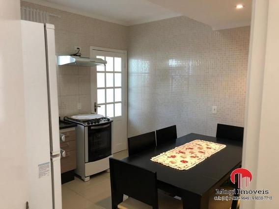 Casa Em Condomínio Para Venda Em Mogi Das Cruzes, Vila Nova Aparecida, 2 Dormitórios, 1 Banheiro, 1 Vaga - So461