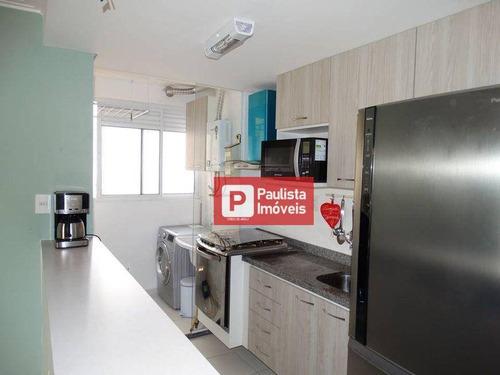 Apartamento À Venda, 62 M² Por R$ 380.000,00 - Jardim Marajoara - São Paulo/sp - Ap25043