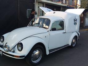 Volkswagen Sedan Vocho, Vochoneta, Cafeteria Movil
