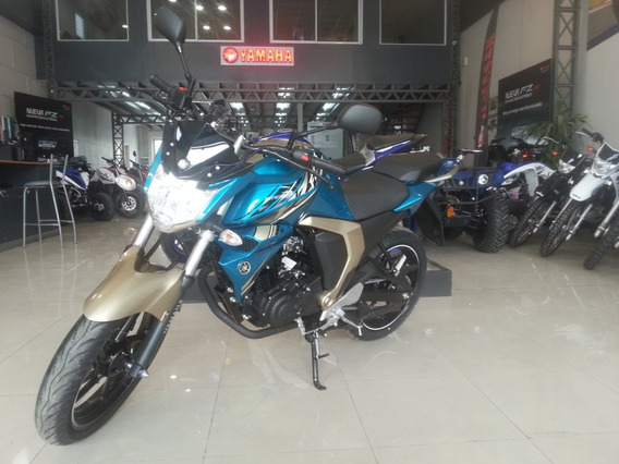 Yamaha Fz Fi S Inyeccion Ahora 12 Tarjeta Cuotas