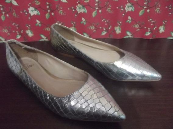 Sapatilha My Shoes - Bico Fino