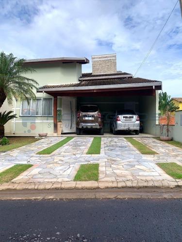 Casa Para Venda Em Paulinia - Condomínio Residencial Terras Do Fontanário - Valor R$ 795.000,00 - Ca01148 - 69382470