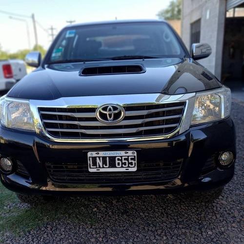 Toyota Hilux Srv 4x2 2012